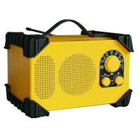 廣華物産 防滴防塵現場ラジオ GBR-3D