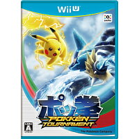 ポッ拳 POKKEN TOURNAMENT/Wii U/WUPPAPKJ/A 全年齢対象