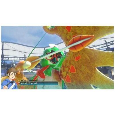 ポッ拳 POKKEN TOURNAMENT DX/Switch/HACPBAAYA/A 全年齢対象