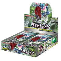BOX TCG ポケモンカードゲーム サン&ムーン 強化拡張パック「ナイトユニゾン」 30パック 20190111