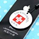 ライフガード(LIFE GUARD)スマートフォンクリーナーイヤホンジャックアクセサリーホワイト EM730WH