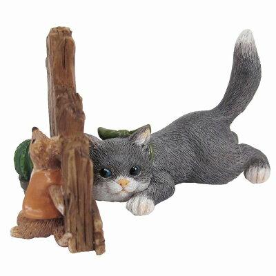 コポー イタズラするねずみ copeau コポーシリーズ 猫