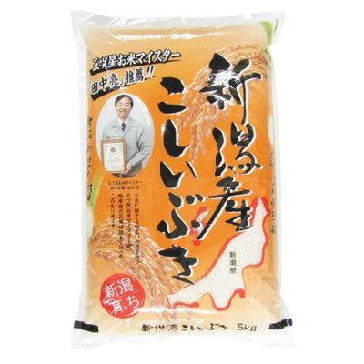 平成30年度産 新潟県産 こしいぶき(5kg)