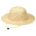 麦わらぼうし ミニ アーテック 帽子