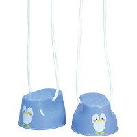 パカポコ ペンギン ぽっくり おもちゃ 竹馬 知育玩具
