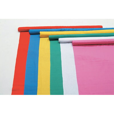 カラー布 110cm幅 5m切売 桃