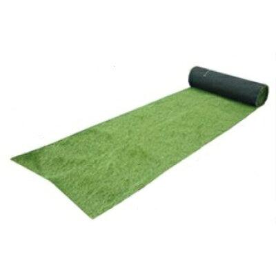 芝用ピン 緑 中 中 人工芝高級 高密度 ロール 1×10m 防炎検査済み