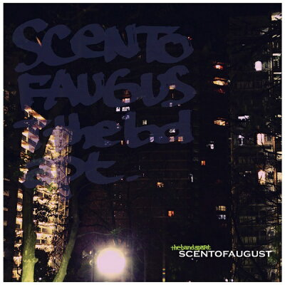 Scent of August/CD/ASG-019