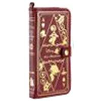 Hamee OLD BOOK CASE IP6 アリス BG