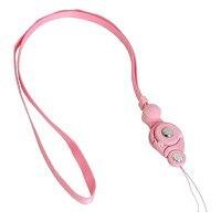 HandLinker Putto カラビナ モバイルネックストラップ (パステル)
