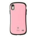 Hamee iPhoneXR iFace ファーストクラススタンダードケース/ピンク