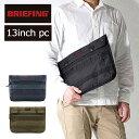 BRIEFING ブリーフィング PC収納ケース QL FLAP13 13インチPC ドキュメントケース A4 メンズ レディース BRF384219