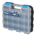 コーナン オリジナル 両面 パーツケース ブルー WPAME-706