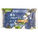 コーナンオリジナル 香るフロアウェットシート ローズブルーの香り KHS21-3542