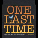 ONE LAST TIME/CDシングル(12cm)/MARS-S8893