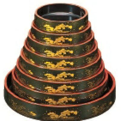 DX富士桶 グリーンパール大波 61020100 7寸 RFKB301