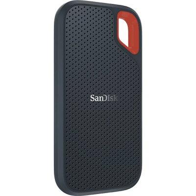 SanDisk エクストリーム ポータブル SSD SDSSDE60-500G-J25