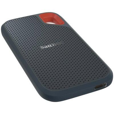 SanDisk エクストリーム ポータブル SSD SDSSDE60-1T00-J25