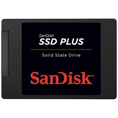 SDSSDA-1T00-J26 SanDisk SSD PLUS ソリッド ステート ドライブ 1TB