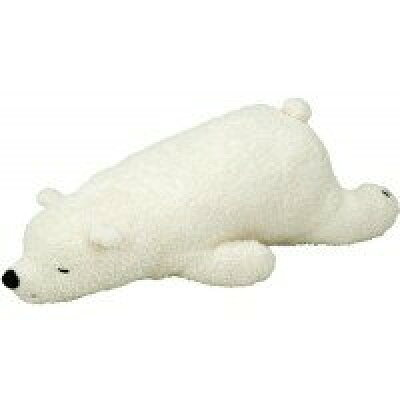 りぶはあと ねむねむ 抱き枕L シロクマ ホワイト ネムネム2896011 (ネムネム2896011