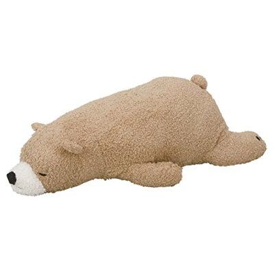 クマのクッキー 抱きまくら (ぬいぐるみ/クッション) L ねむねむ