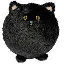 ネコのミュー ニギニギマスコット ブラック 091246