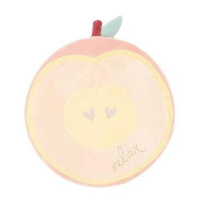 チェアクッション リンゴ 53073-01