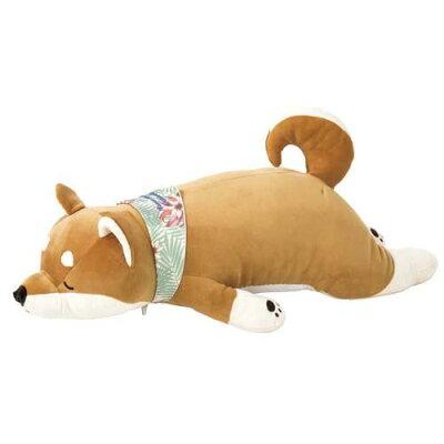 プレミアム ねむねむクール 柴犬 コタロウ 抱きまくら Mサイズ