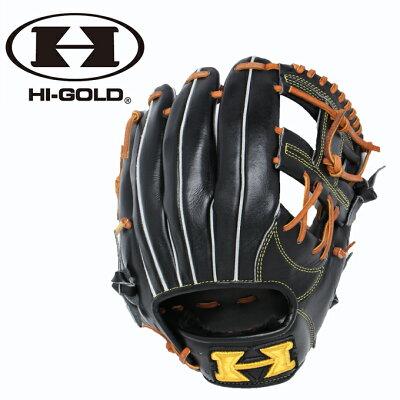 ハイゴールド HI-GOLD 野球 一般軟式グラブ 内野手用 己極 おのれきわめ シリーズ OKG-6816