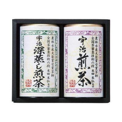 宇治銘茶詰合せ IZS-302