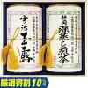 芳香園製茶 農林水産大臣賞受賞 茶師監修銘茶 YPG-502 100gX2