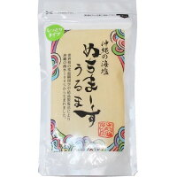 沖縄の海塩 ぬちまーす うるま(250g)