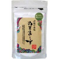 沖縄の海塩 ぬちまーす 顆粒(111g)