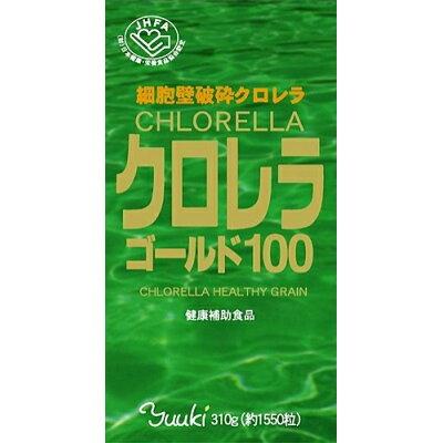 クロレラゴールド 100(310g(約1550粒入))