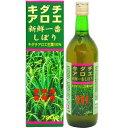 キダチアロエ 新鮮一番しぼり(720ml)