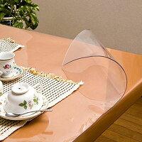 透明抗菌テーブルマット2mm厚 表面抗菌加工裏面非転写加工 約1000×2000長 TK2-2010