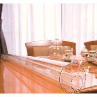 透明テーブルマット1mm厚 約750×1200長 TC1-127