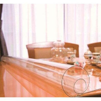 透明テーブルマット1mm厚 約800×1350長 TC1-1358