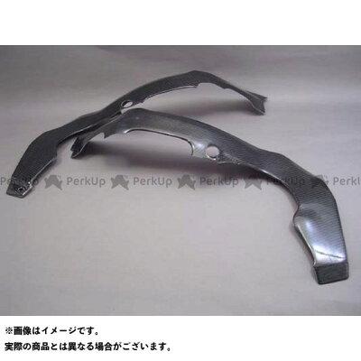 A-TECH エーテック フレームカバー フレームヒートガード 素材:カーボンケブラー 08- GSX-R750-600