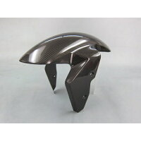 A-TECH エーテック フロントフェンダー STD 素材:ドライカーボン D/C クリア塗装済 S1000RR 10-