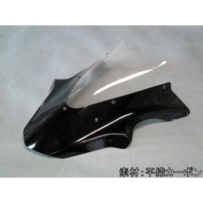 A-TECH エーテック スクリーン エアロスクリーン スクリーンカラー:クリア 素材:平織カーボン C ZX-10R