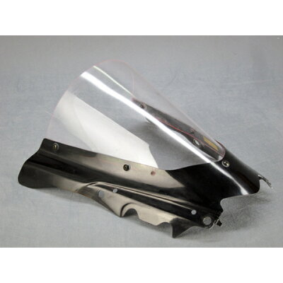 A-TECH エーテック Aテック エアロスクリーン カラー:クリアー 素材:カーボンケブラー CK YZF-R25 15-