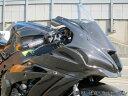A-TECH エーテック フルカウル・セット外装 レース用フルカウル 4点セット 素材:綾織ドライカーボン DC クリアー塗装済み Ninja ZX-10R 16-
