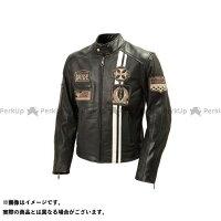メッシュジャケット DEGNER デグナー メンズメッシュレザージャケット サイズ:XL