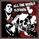 ALL THE WORLD IS YOURS!!/CD/DRRD-2008