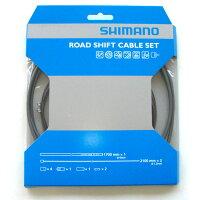 シマノ ロードヨウシフトケーブルセット ハイテックグレー 単位:セット