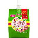 ドクターシーラボ 美禅食ゼリー ローズピーチ風味 200g