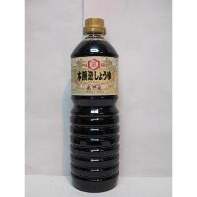 イズミック 亀甲泉特級本醸造醤油 1L