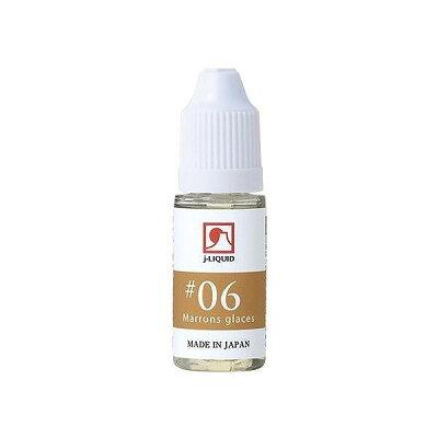 j-LIQUID 電子タバコ用リキッド マロングラッセ #06 SW-12936(1コ入)
