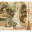Regalia/CD/MIRA-001